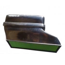 Boîte à Air 306 en carbone et fibre de verre