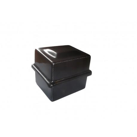 Bac à Batterie L : L240 X l210 x h210; en carbone ou fibre de verre