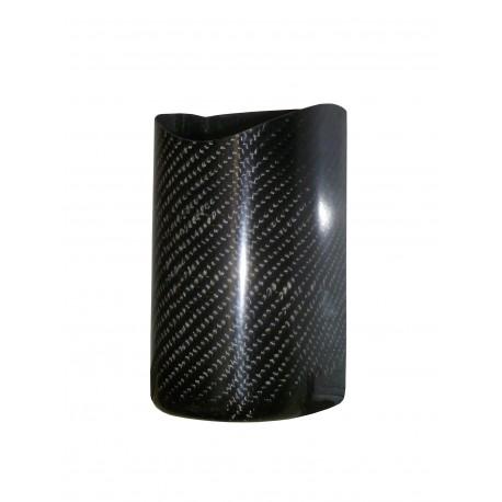 Porte Bouteille 0.5 L en carbone ; H155 x P75 ;