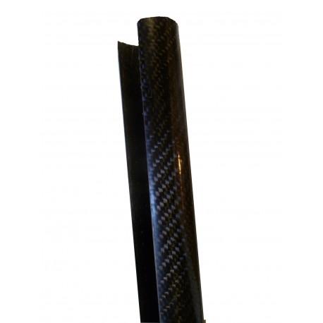 Couvre Arceau 100 cm 3/4 clipsable en carbone