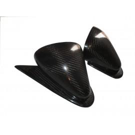 Rétroviseurs Obus 306 en carbone ou fibre de verre